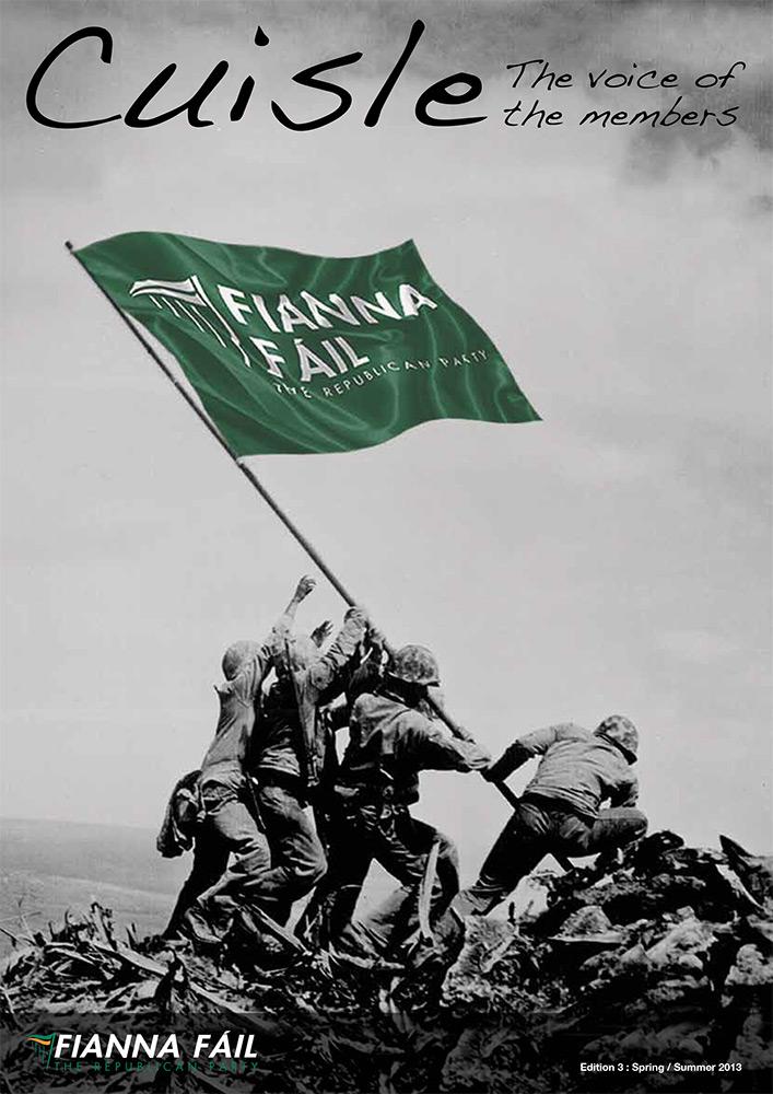 Fianna Fáil Artwork
