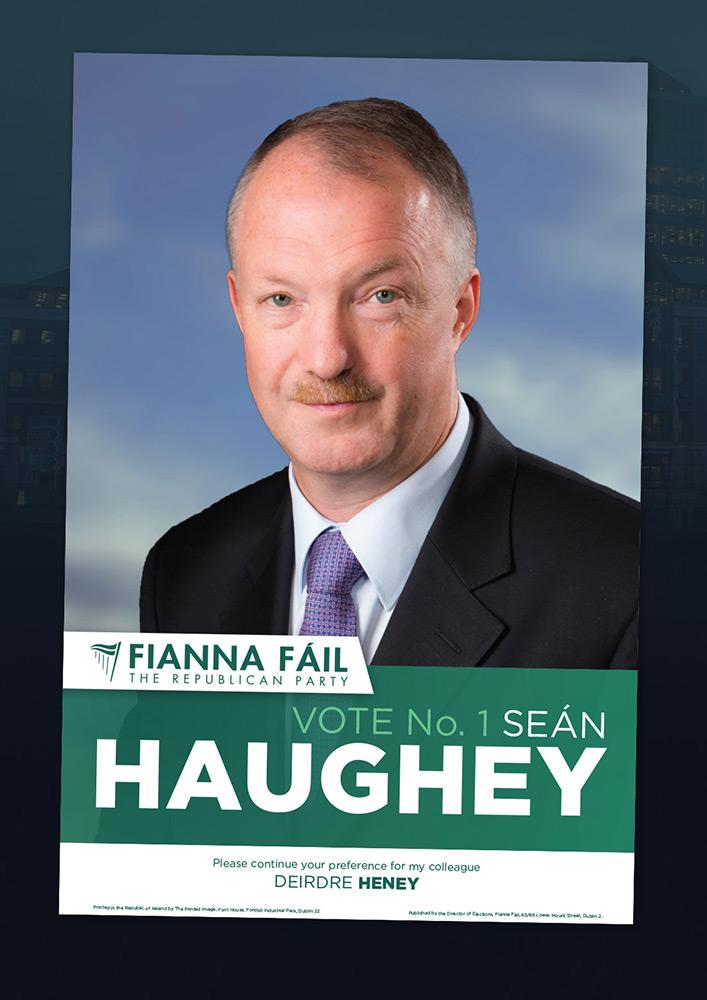 Fianna Fáil Election Campaign