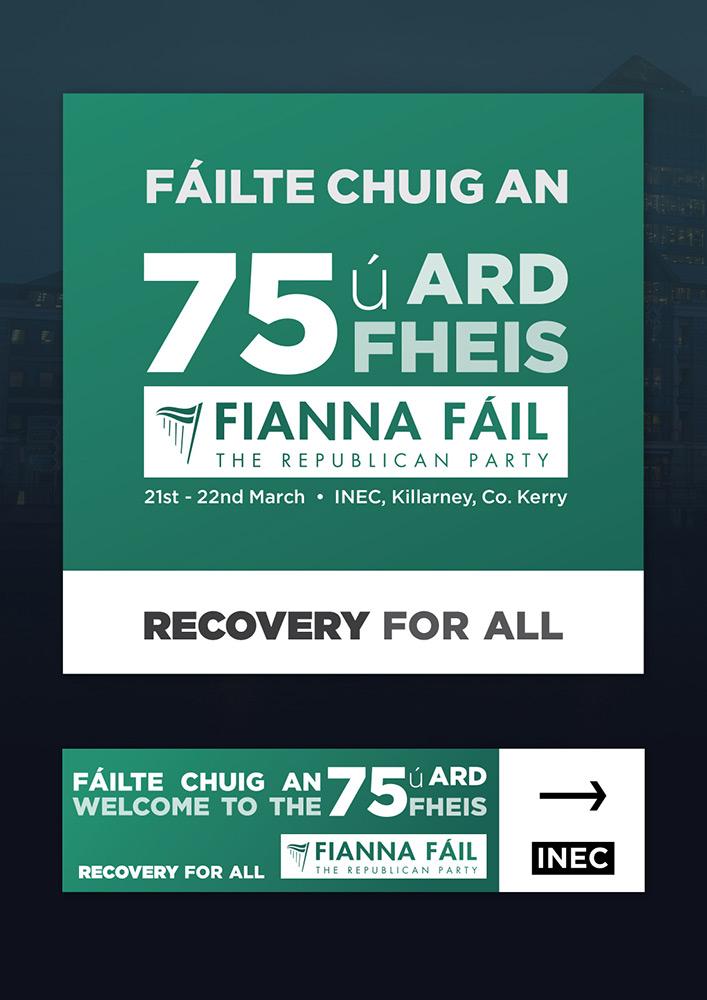 Fianna Fáil 75th Ard Fheis 2014