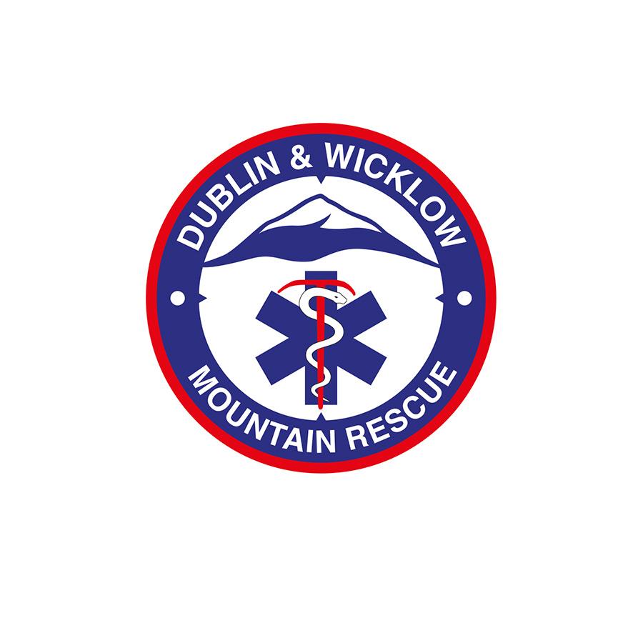 Dublin & Wicklow Mountain Rescue Logo