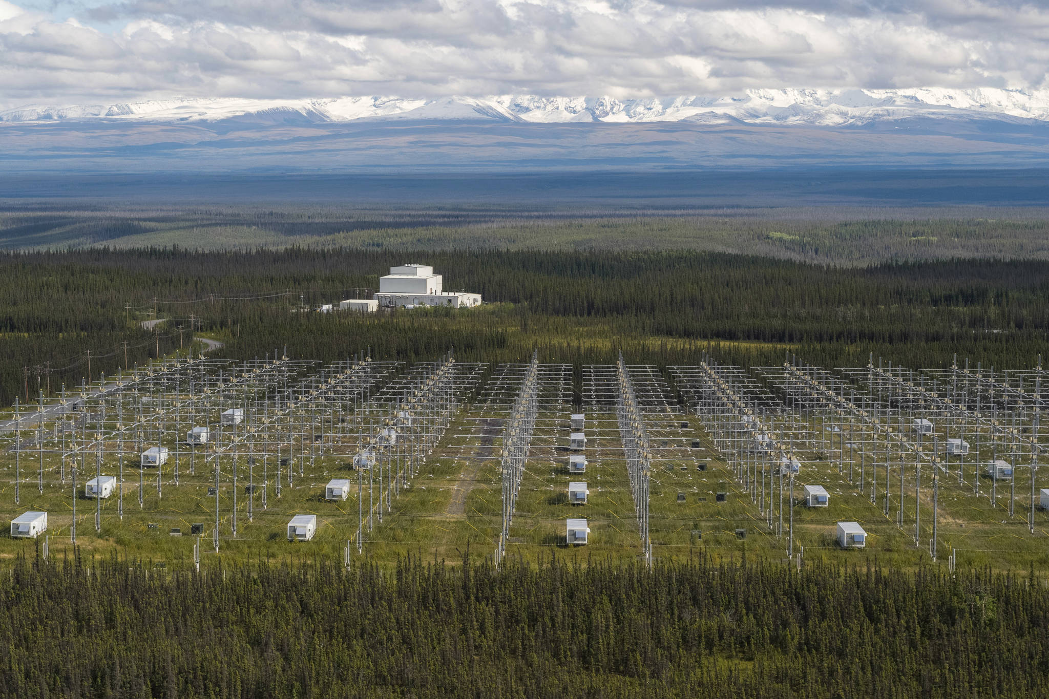 HAARP — Scientific facility, Alaska, United States
