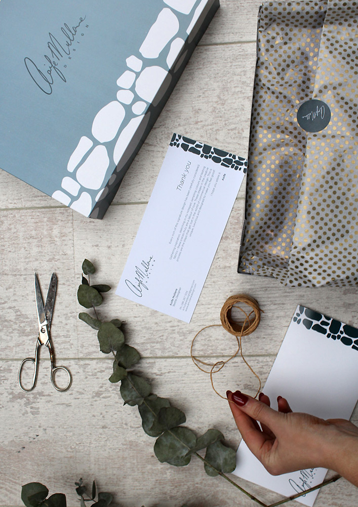 Aoife Mullane Design Brand Development