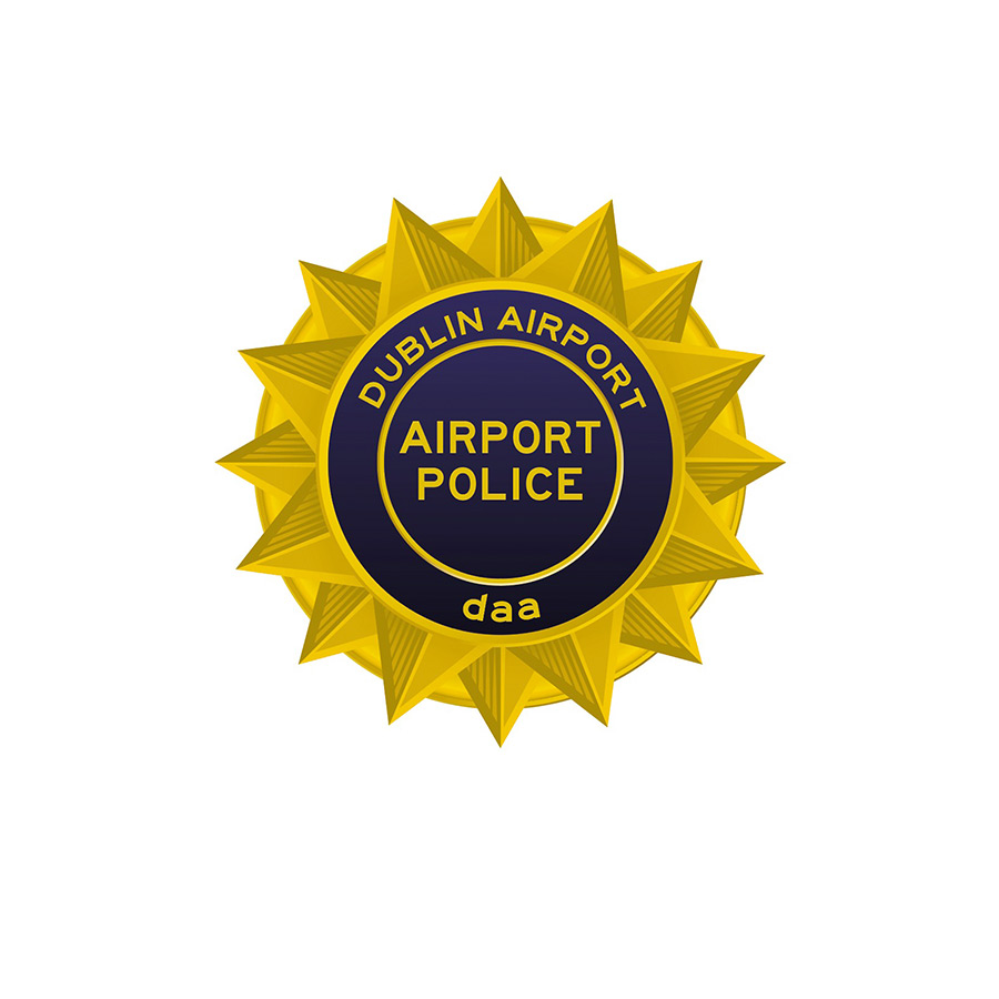 DAA Airport Police, Dublin Airport Logo