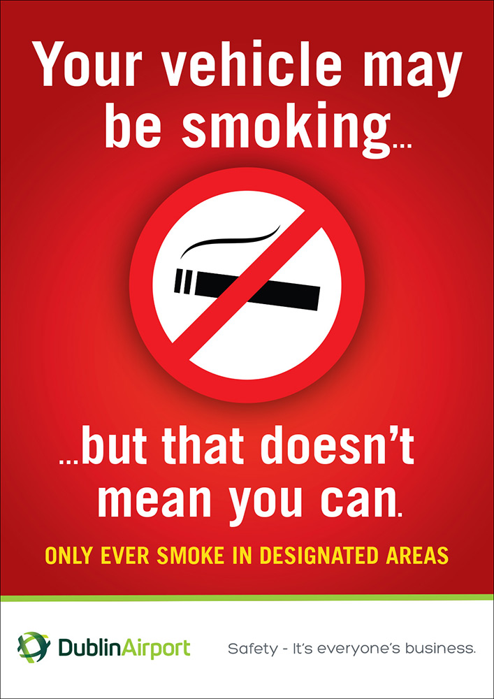 DAA Health and Safety Posters