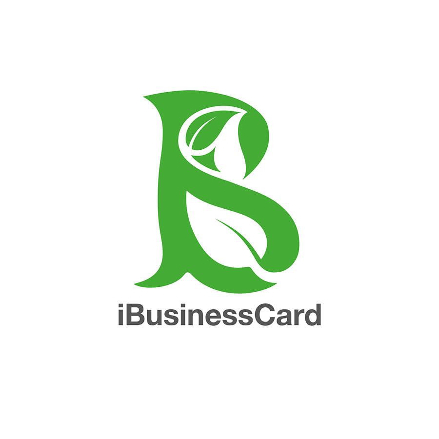 iBusinessCard - The Electronic Business Card Logo