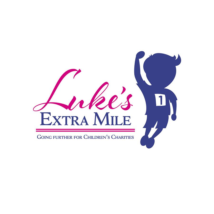 Luke's Extra Mile Logo