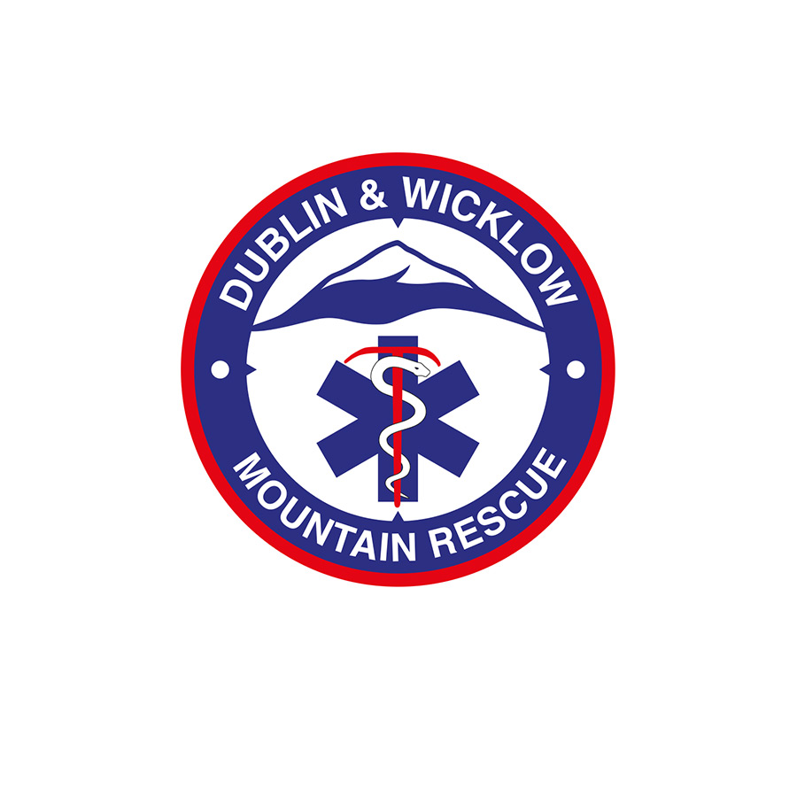 Dublin & Wicklow Mountain Rescue Logo