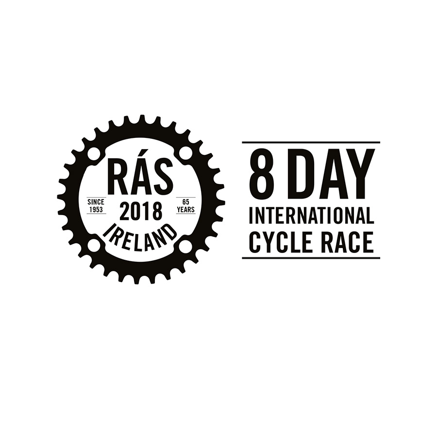 Rás Tailteann International Cycle Race Logo - Traditional Version