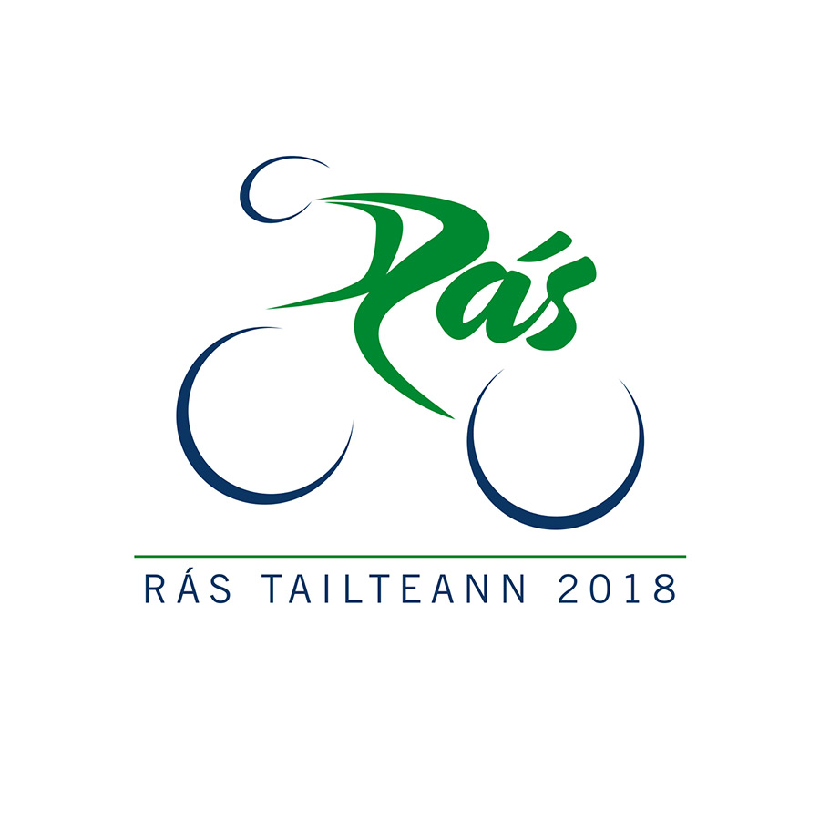 Rás Tailteann International Cycle Race Logo