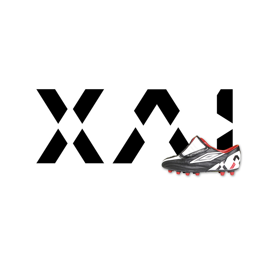 XAI - Umbro Branded Football Kit Logo